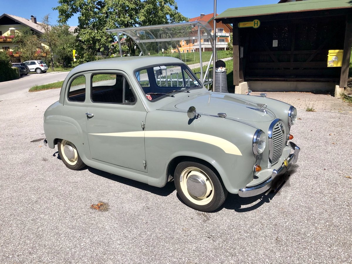 1957 AUSTIN A35 For Sale (picture 1 of 6)