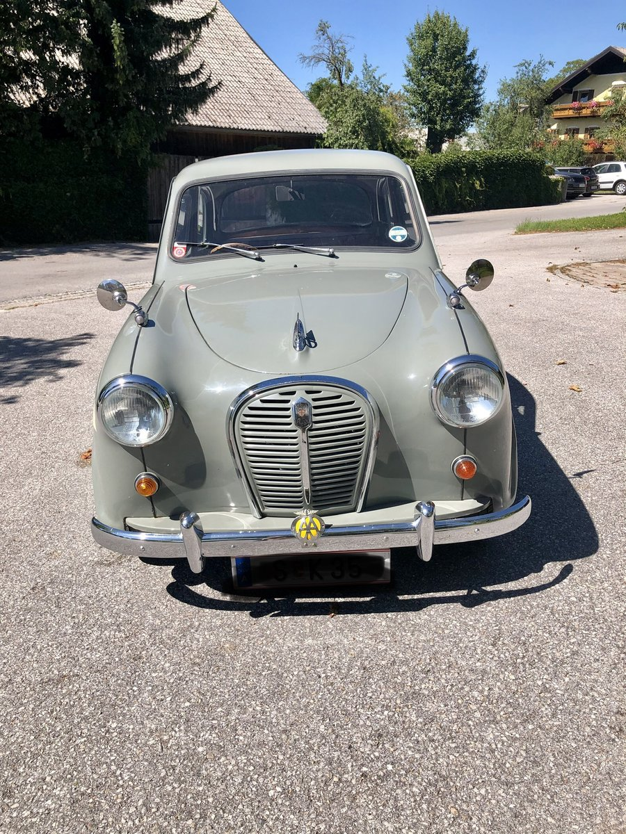 1957 AUSTIN A35 For Sale (picture 5 of 6)