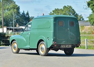 1971 Austin Minor 1000 Van (6cwt) SOLD by Auction