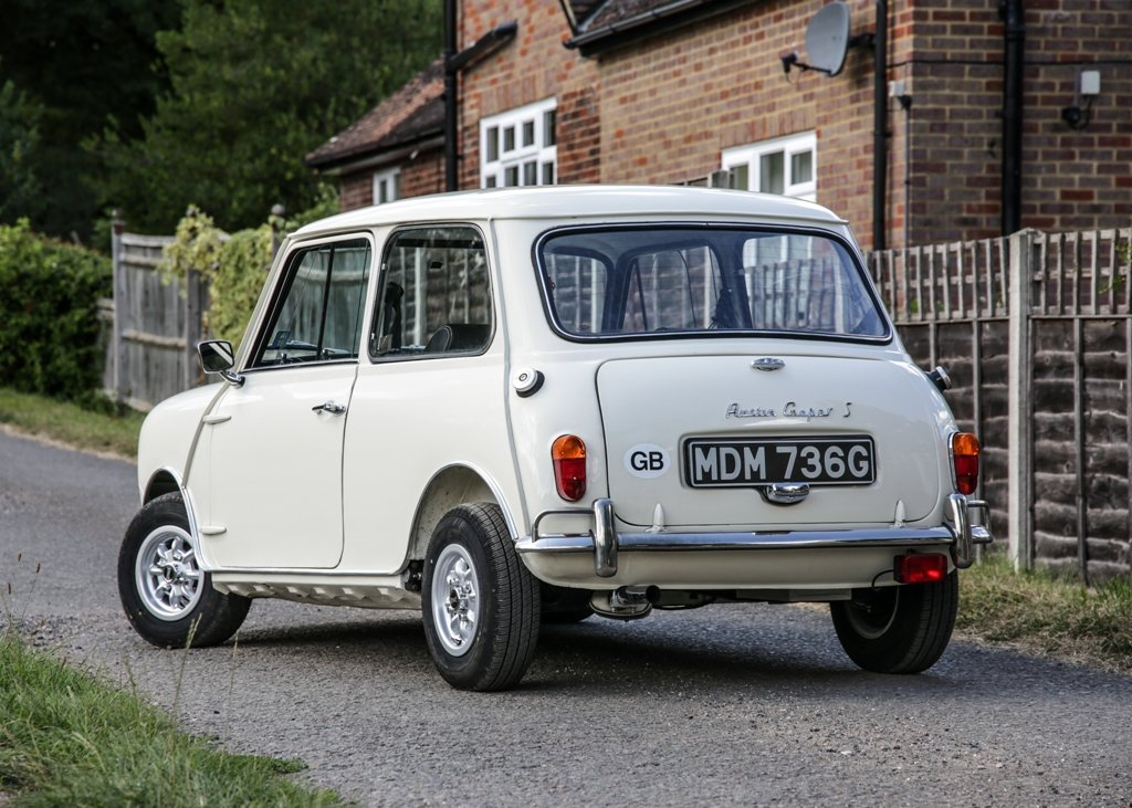 1989 Austin Mini The Italian Job SOLD by Auction (picture 2 of 6)