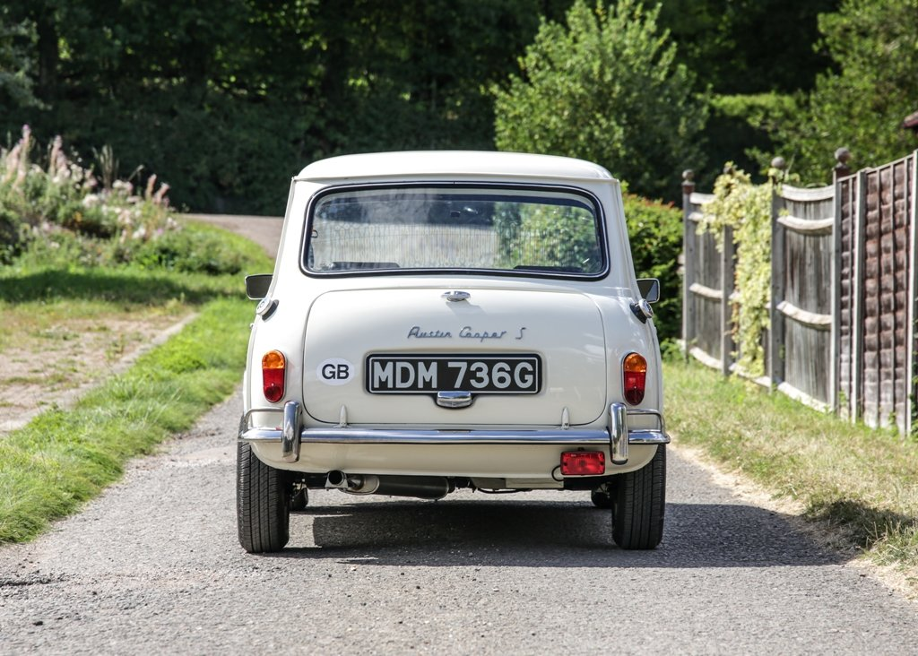 1989 Austin Mini The Italian Job SOLD by Auction (picture 6 of 6)