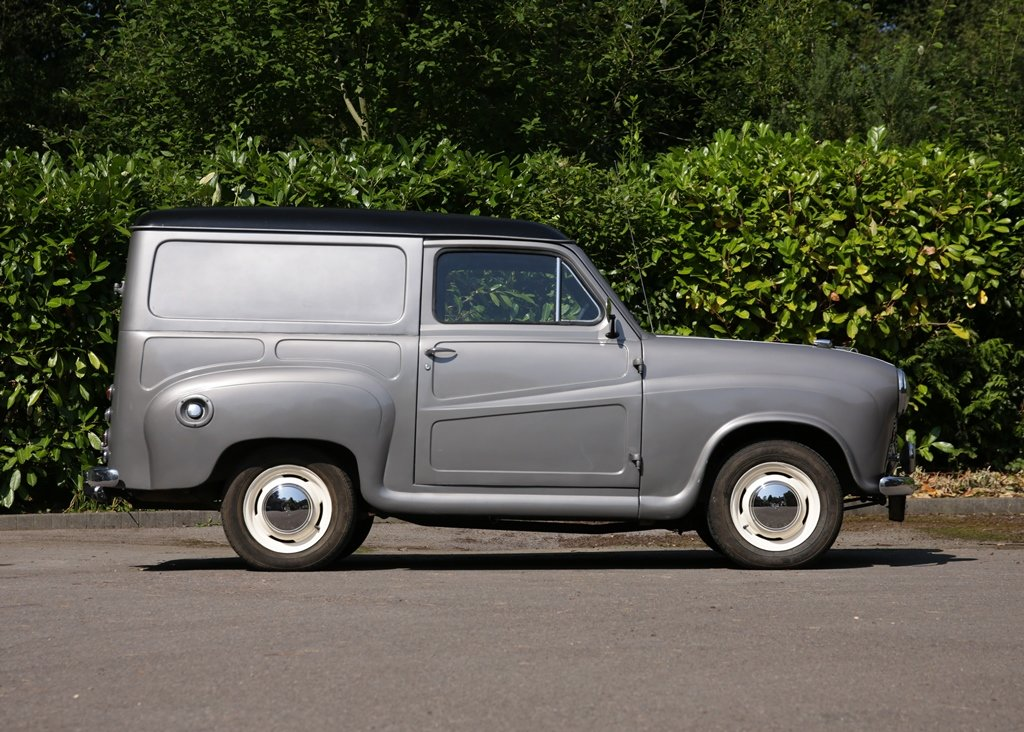1963 Austin A35 Van SOLD by Auction (picture 2 of 6)