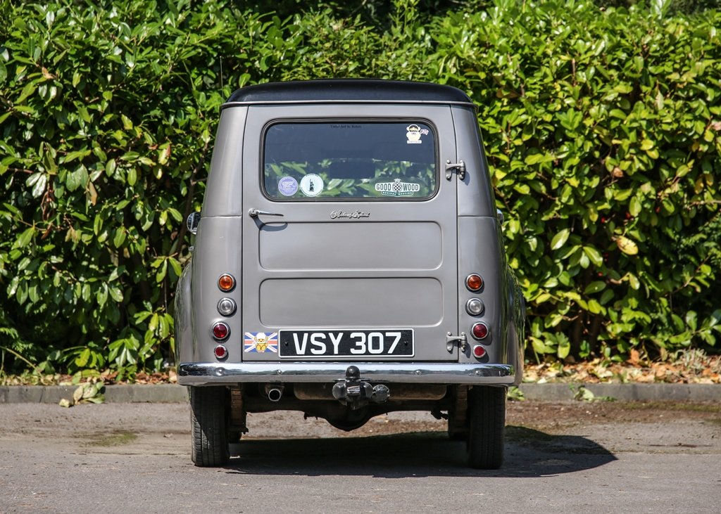 1963 Austin A35 Van SOLD by Auction (picture 3 of 6)