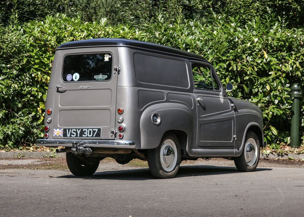 1963 Austin A35 Van SOLD by Auction (picture 4 of 6)