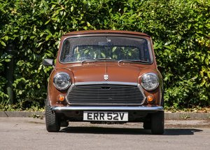 1979 Austin Mini 1000 For Sale by Auction