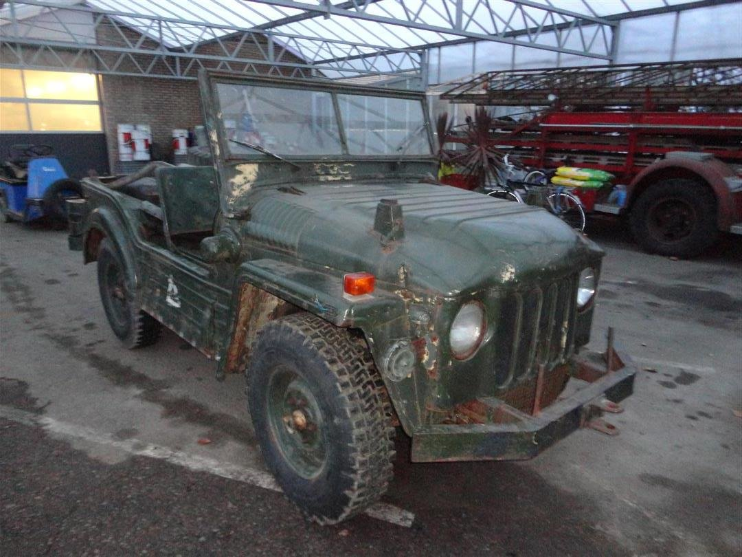 1970 Austin army jeep ' 70 For Sale (picture 1 of 6)