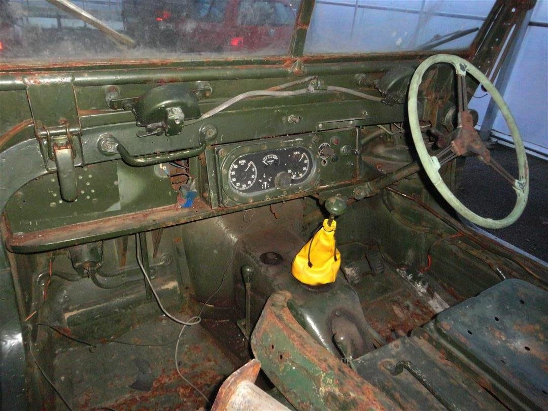 1970 Austin army jeep ' 70 For Sale (picture 3 of 6)