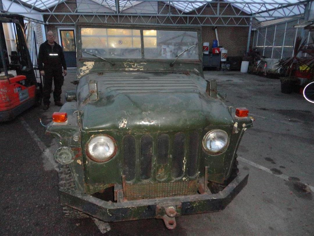 1970 Austin army jeep ' 70 For Sale (picture 4 of 6)