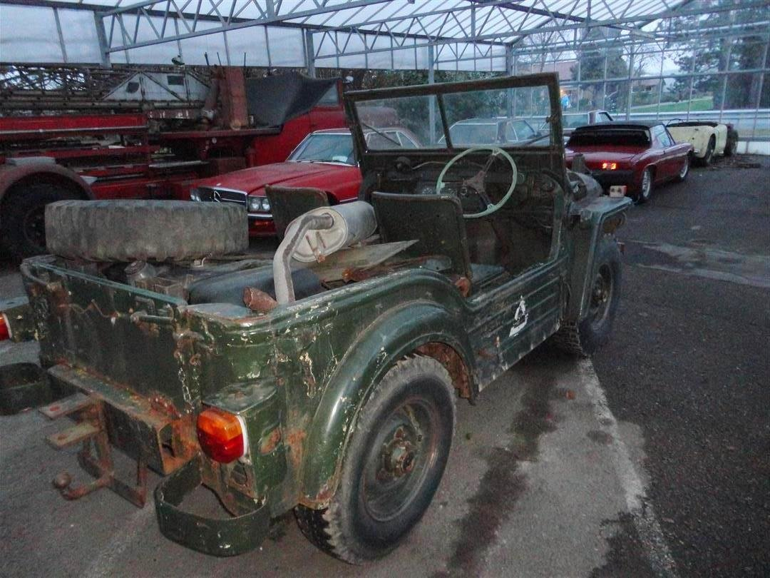 1970 Austin army jeep ' 70 For Sale (picture 5 of 6)