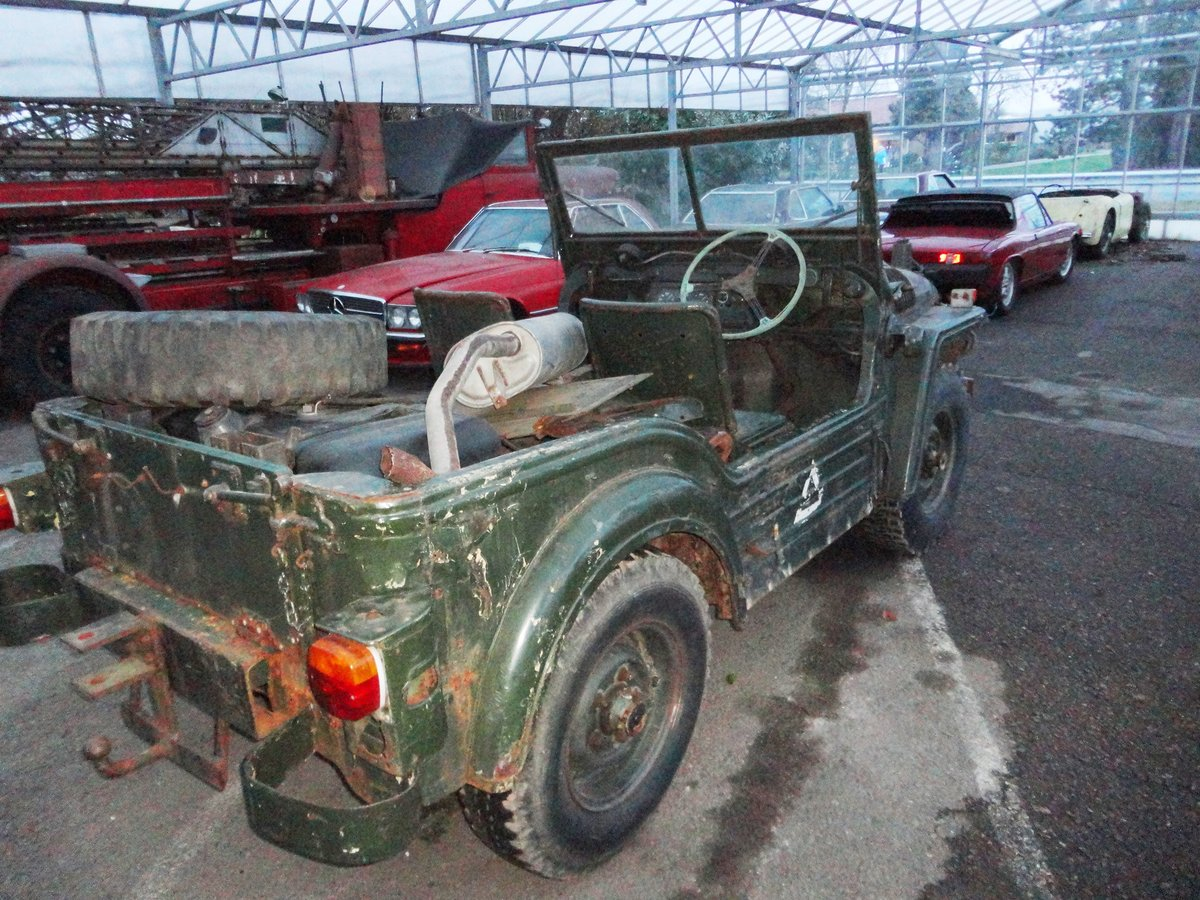 1970 Austin army jeep ' 70 For Sale (picture 6 of 6)