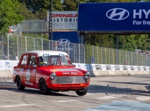 1962 Austin A40 Countryman racecar  For Sale