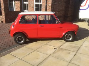 1970 Austin Mini Cooper S Ex Liverpool Police car For Sale
