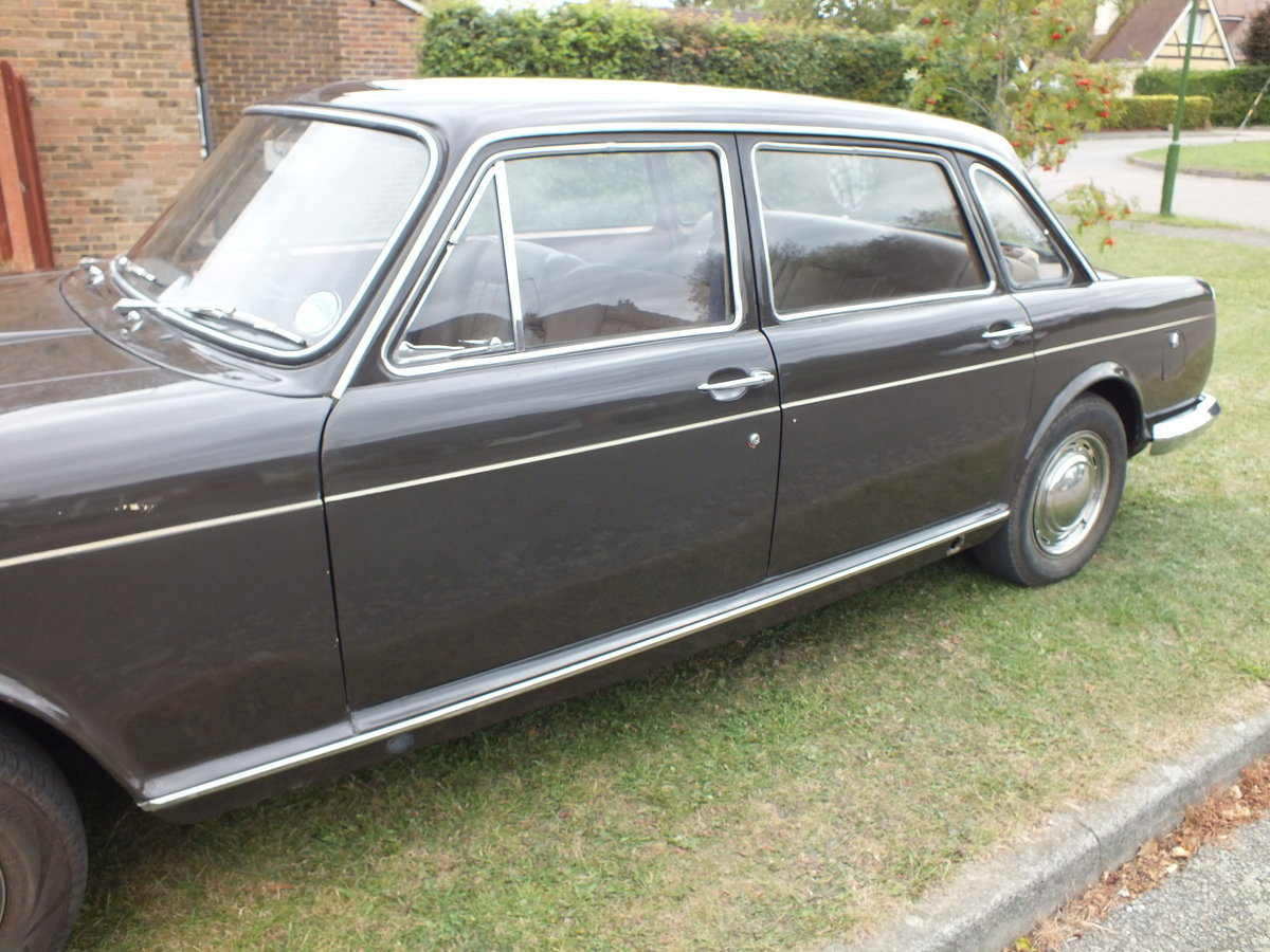 1970 Austin 3 Litre Manual Saloon For Sale (picture 4 of 6)