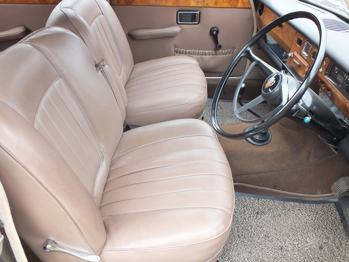 1970 Austin 3 Litre Manual Saloon For Sale (picture 5 of 6)
