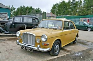 1972 AUSTIN 1300 PRINCESS VANDEN PLAS 2 FORMER KEEPERS LOW MILES  For Sale