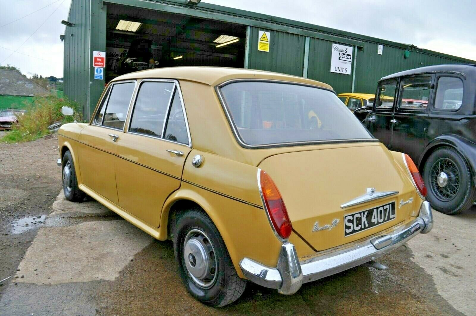 1972 AUSTIN 1300 PRINCESS VANDEN PLAS 2 FORMER KEEPERS LOW MILES  For Sale (picture 4 of 6)
