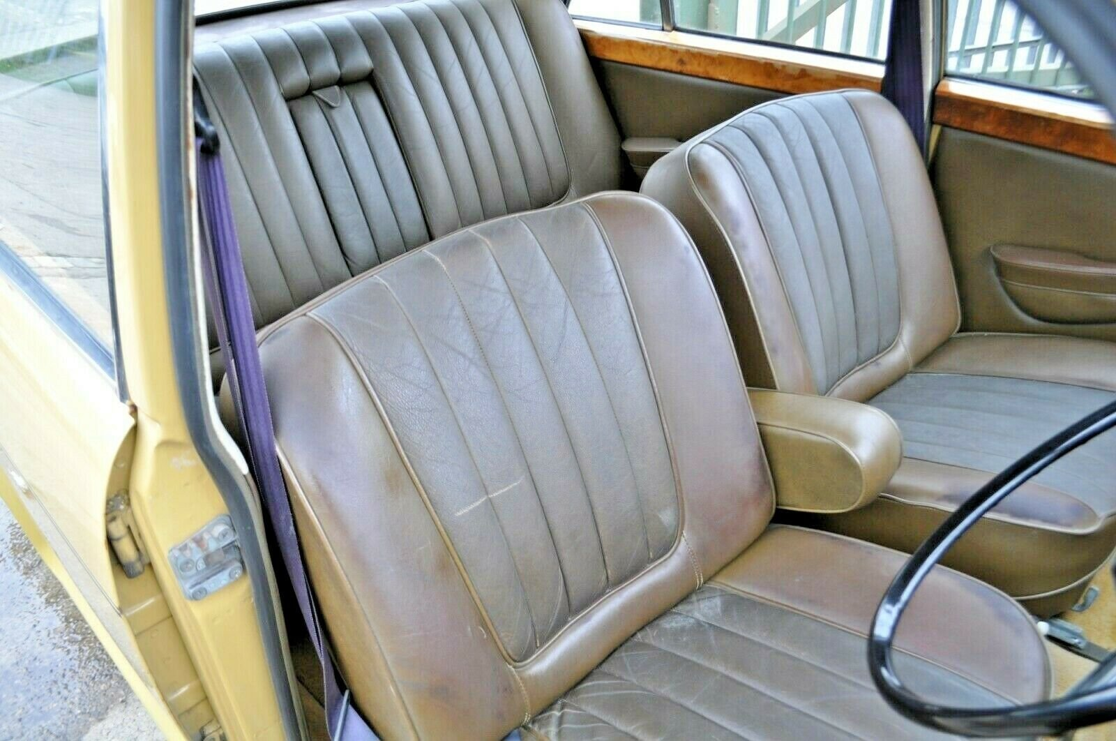 1972 AUSTIN 1300 PRINCESS VANDEN PLAS 2 FORMER KEEPERS LOW MILES  For Sale (picture 5 of 6)