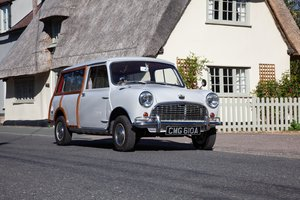 1963 Austin Mini Countryman For Sale