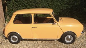 Unusual and exceptional 1976 Mini  Clubman 1380cc For Sale