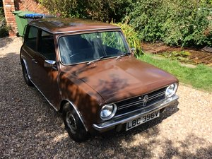 1980 Mini Clubman Classic British Leyland  For Sale