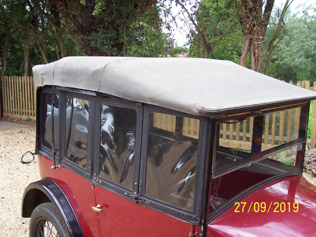 1928 Austin 7 Charming Chummy with a history! For Sale (picture 5 of 6)