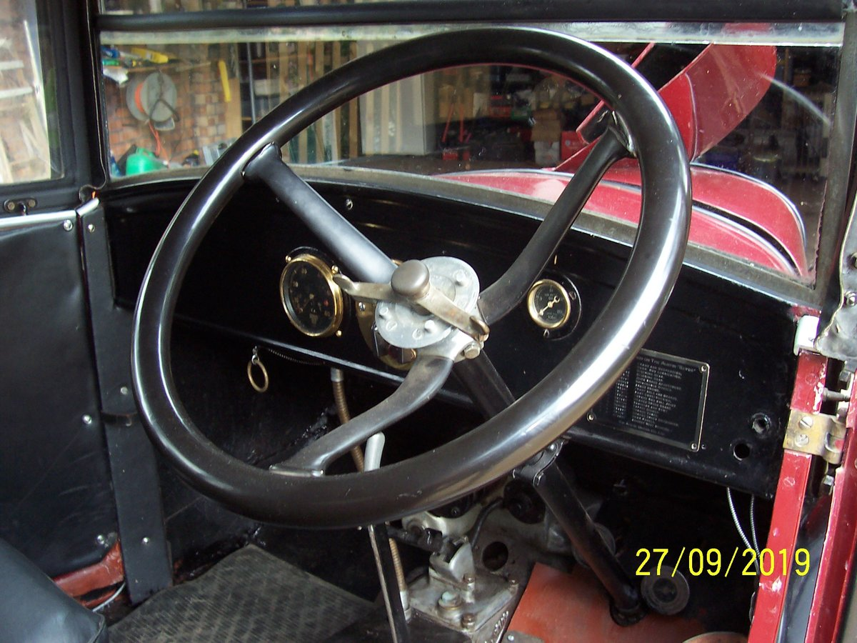 1928 Austin 7 Charming Chummy with a history! For Sale (picture 6 of 6)