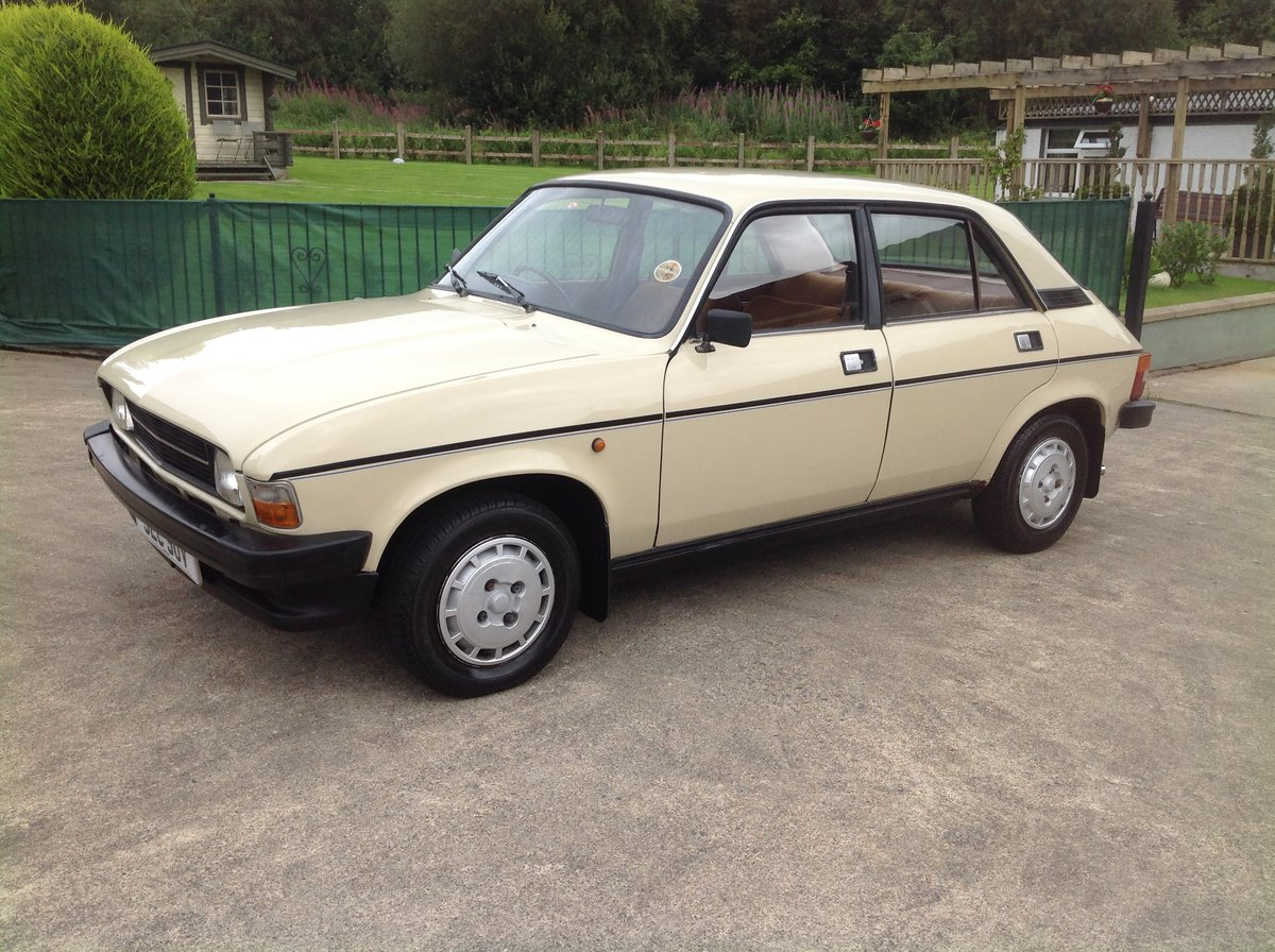 1981 Austin allegro 1.5 series 3 ( low miles ) SOLD (picture 1 of 6)