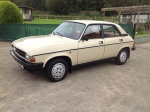 1981 Austin allegro 1.5 series 3 ( low miles )