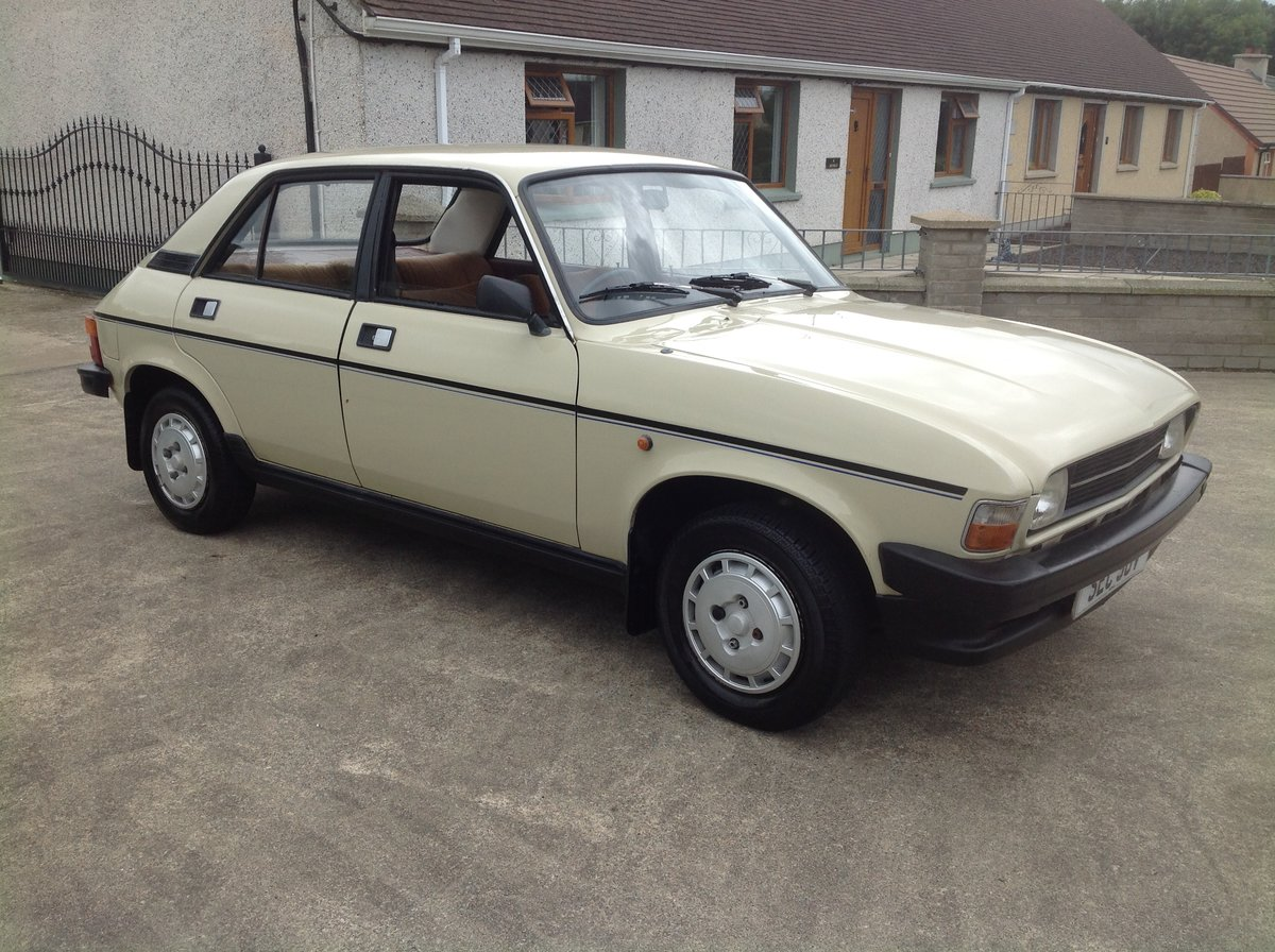 1981 Austin allegro 1.5 series 3 ( low miles ) For Sale (picture 2 of 6)