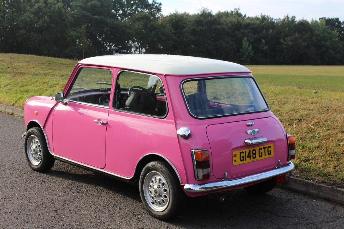 Austin Mini Sky Rose 1989 - To be auctioned 25-10-19 For Sale by Auction (picture 2 of 6)