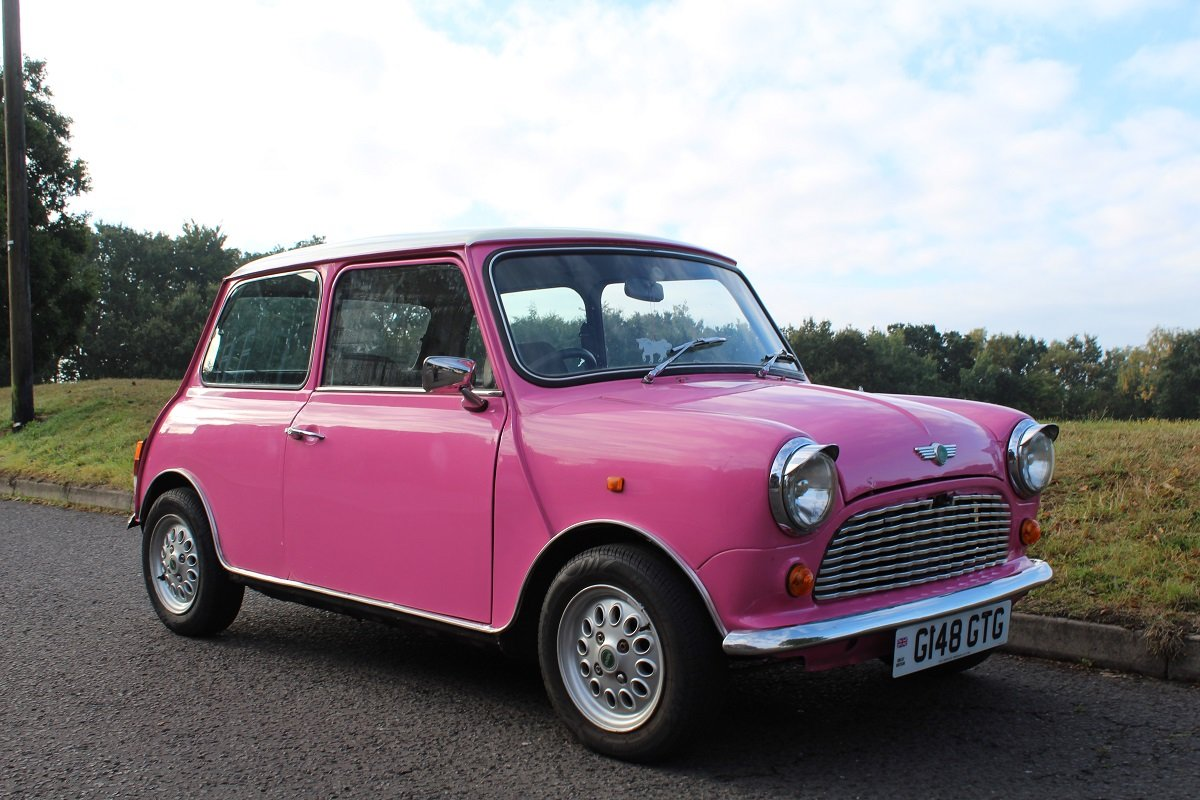 Austin Mini Sky Rose 1989 - To be auctioned 25-10-19 For Sale by Auction (picture 6 of 6)