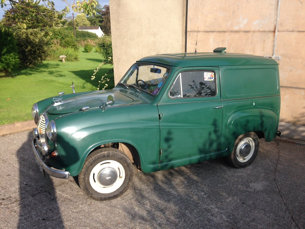 1963 Austin A35 Van - Great Story SOLD (picture 1 of 6)