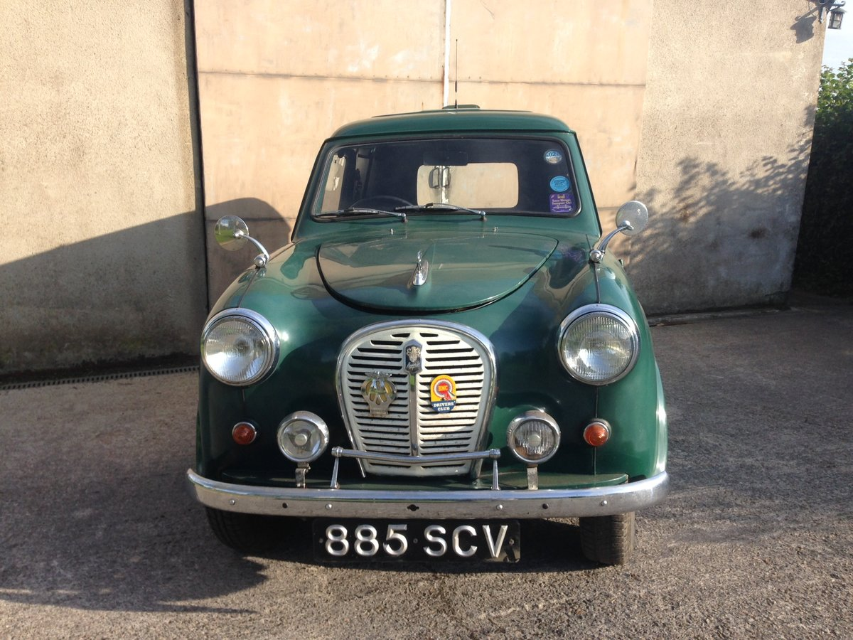 1963 Austin A35 Van - Great Story SOLD (picture 2 of 6)