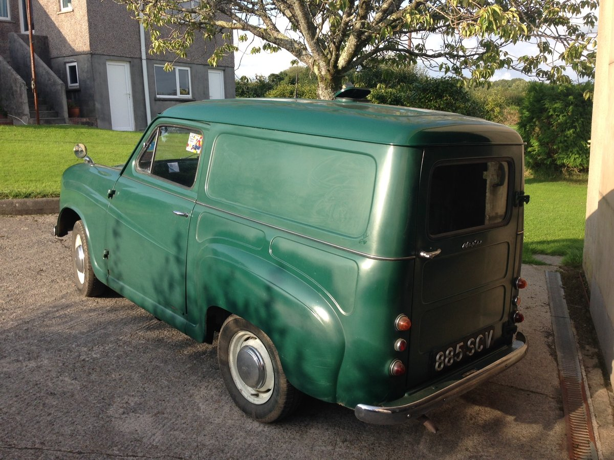 1963 Austin A35 Van - Great Story SOLD (picture 3 of 6)