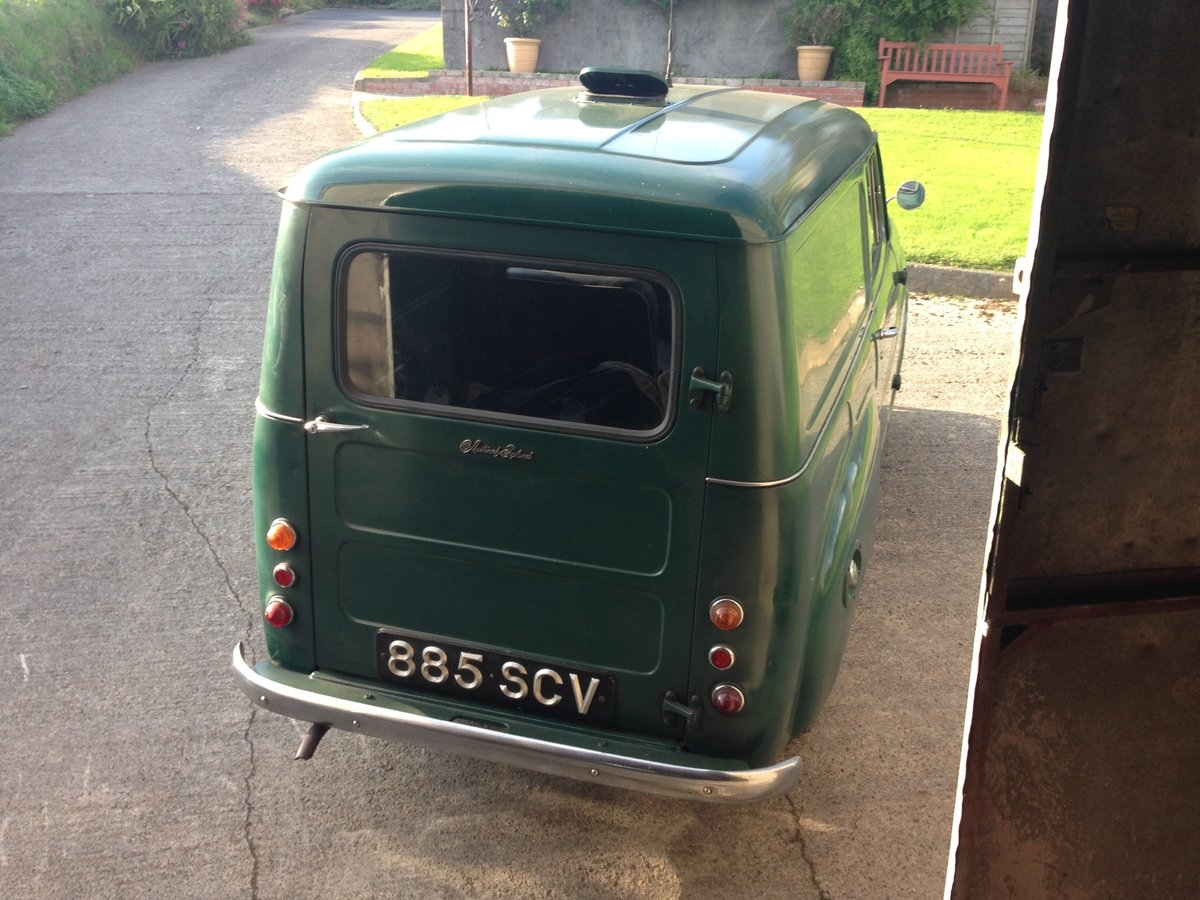 1963 Austin A35 Van - Great Story SOLD (picture 4 of 6)