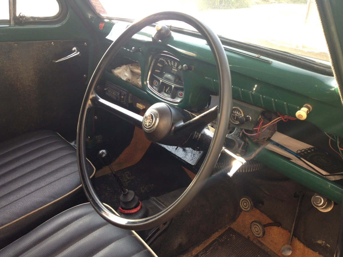 1963 Austin A35 Van - Great Story SOLD (picture 5 of 6)