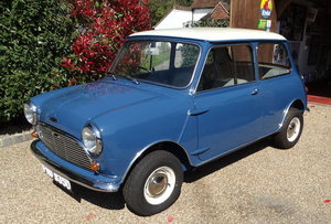 1966 AUSTIN 1275 COOPER 'S' For Sale by Auction