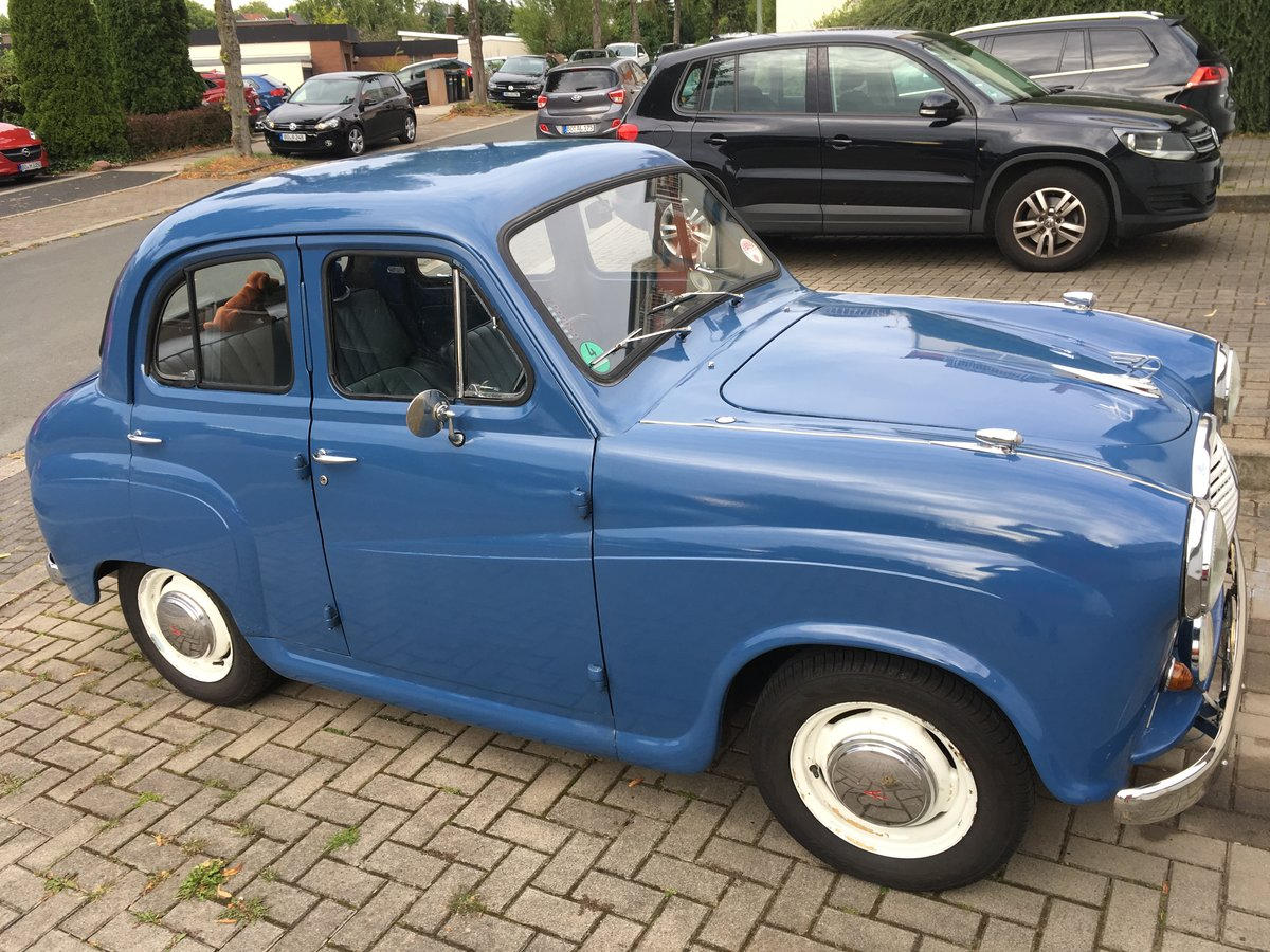 1957 Austin A35, 4door, RHD, full history For Sale (picture 1 of 6)