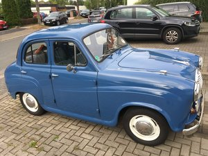 1957 Austin A35, 4door, RHD, full history