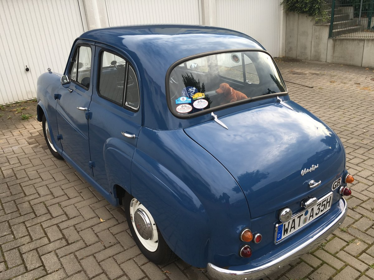 1957 Austin A35, 4door, RHD, full history For Sale (picture 3 of 6)