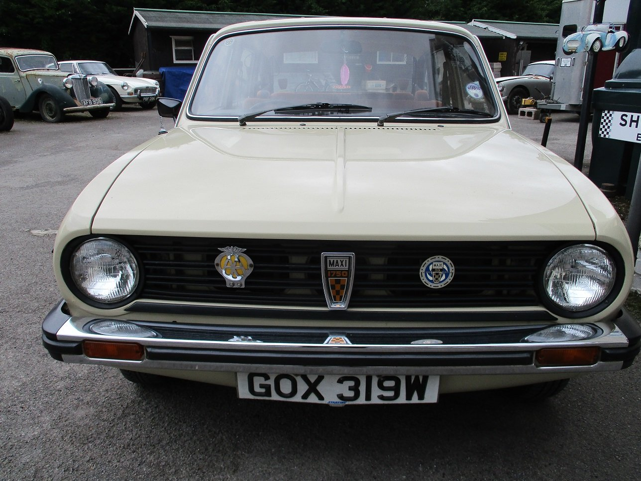 1980 Austin Maxi - Good Condition For Sale (picture 1 of 4)
