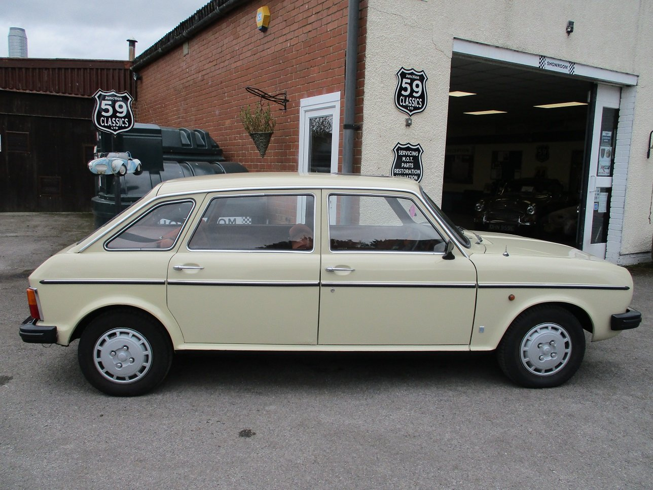 1980 Austin Maxi - Good Condition For Sale (picture 3 of 4)