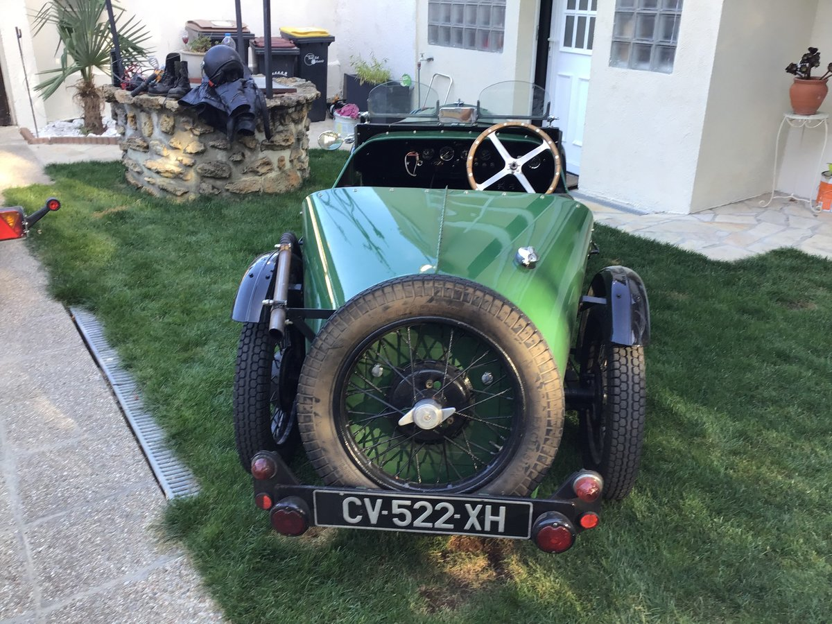 Austin seven sport of 1933 in very good condition For Sale (picture 4 of 6)