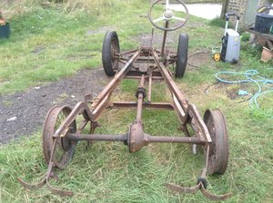 1934 Austin 7 chassis  For Sale