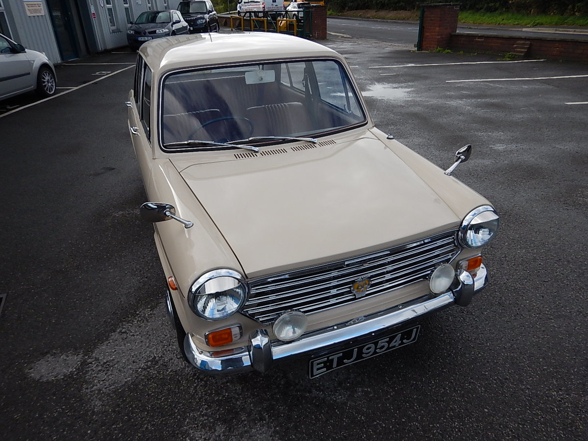 1971 AUSTIN 1300 Mk ll ~ ADO16 Four Door Saloon ~  SOLD (picture 2 of 6)