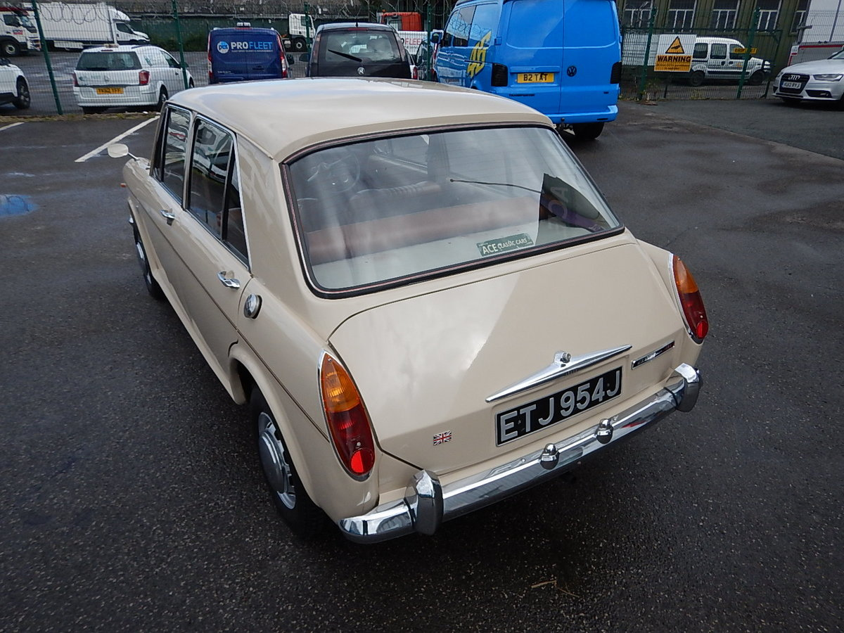 1971 AUSTIN 1300 Mk ll ~ ADO16 Four Door Saloon ~  SOLD (picture 4 of 6)