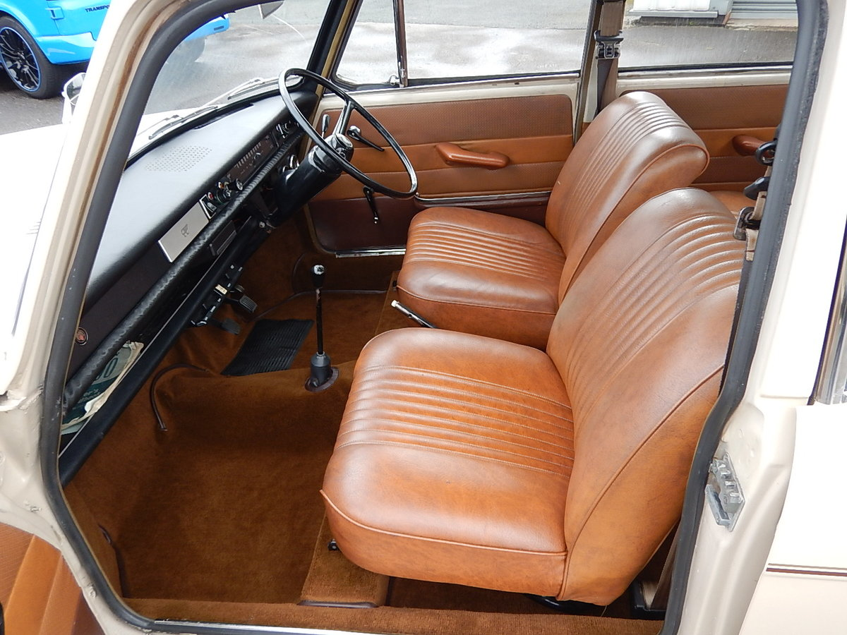 1971 AUSTIN 1300 Mk ll ~ ADO16 Four Door Saloon ~  SOLD (picture 5 of 6)
