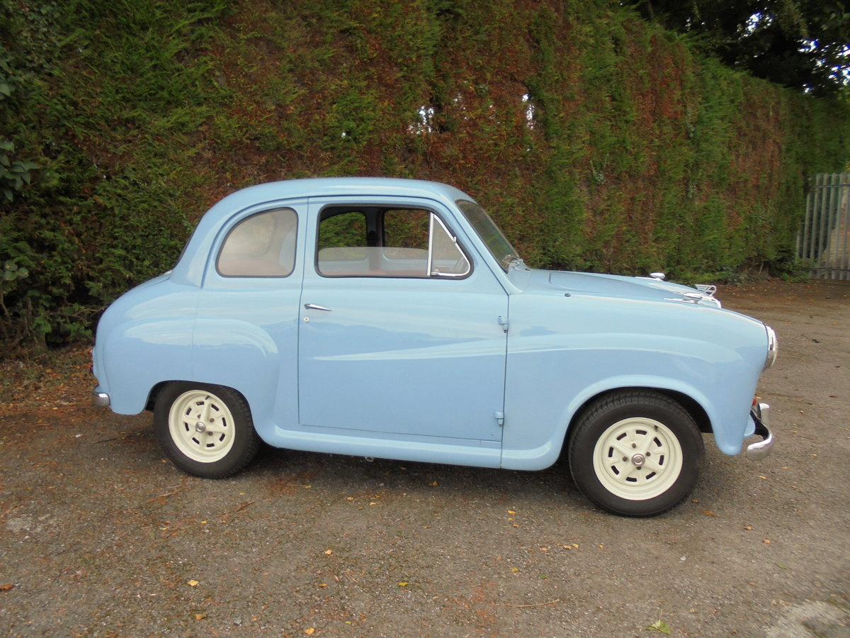 1959 AUSTIN A35 For Sale (picture 4 of 6)