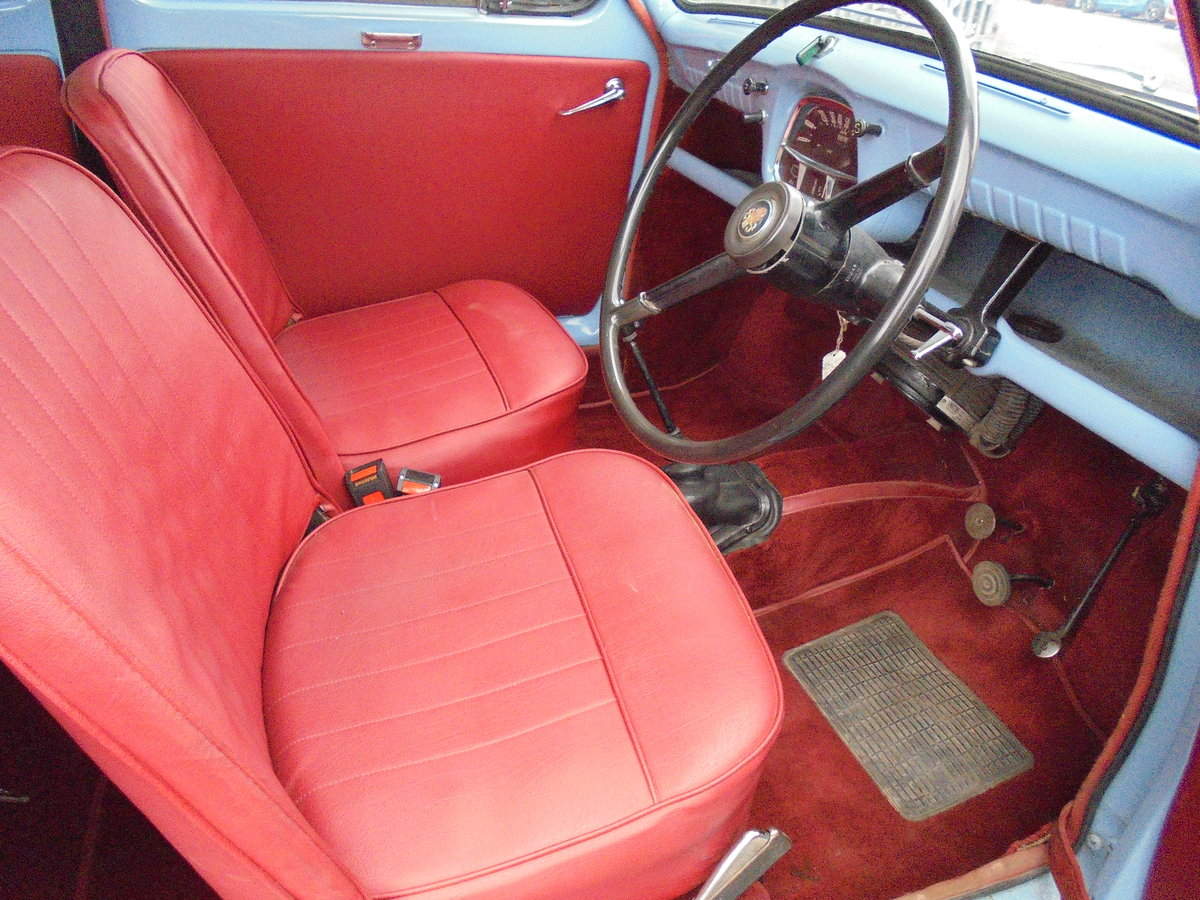 1959 AUSTIN A35 For Sale (picture 6 of 6)