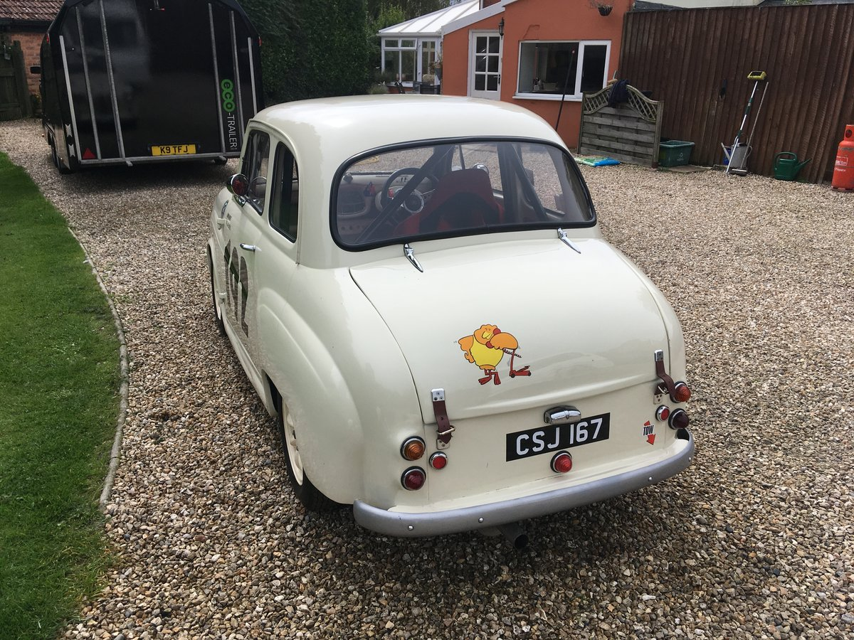 1959 Austin A35 HRDC Academy Race car For Sale (picture 3 of 6)